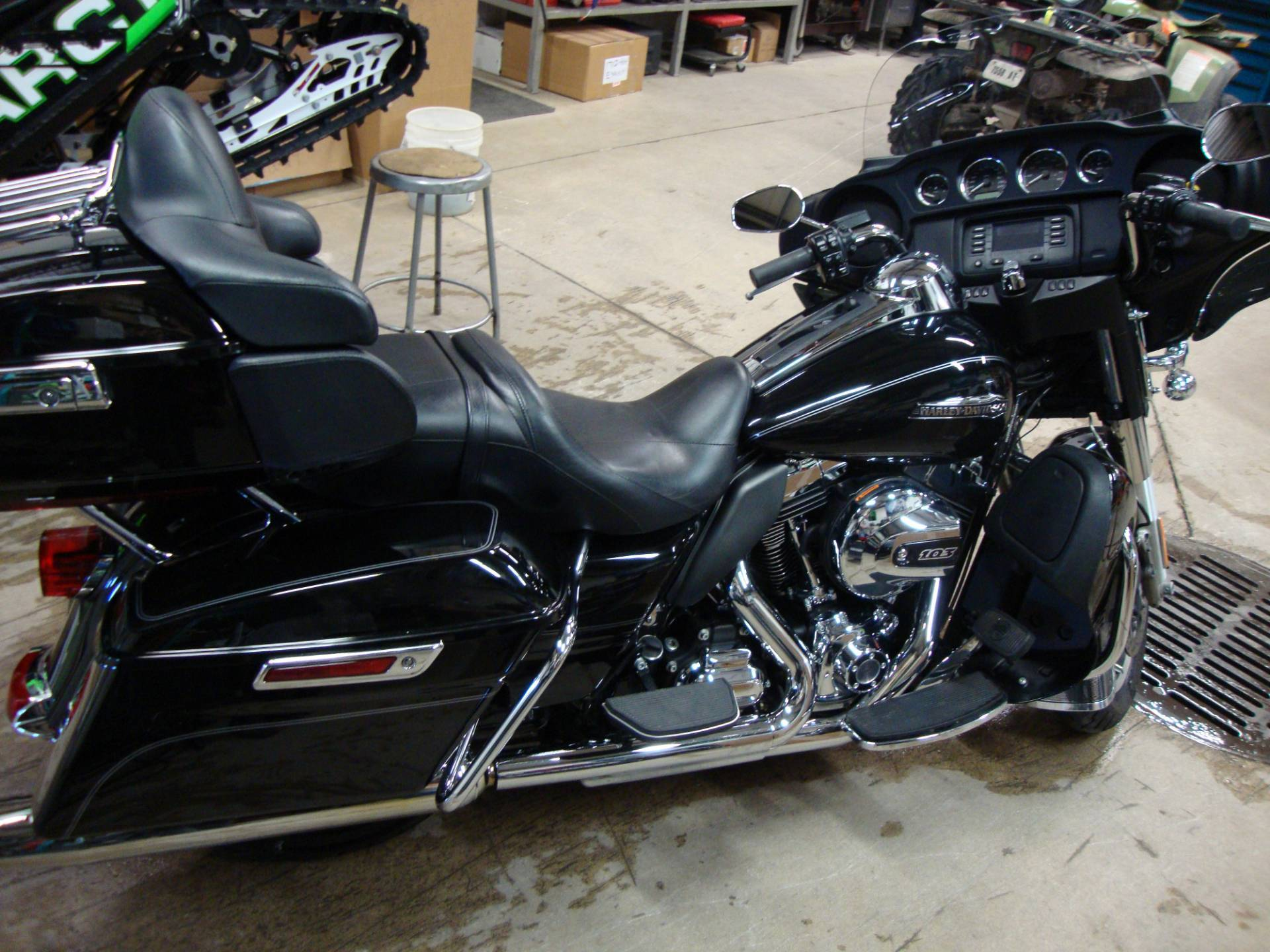2016 Harley-Davidson Electra Glide® Ultra Classic® in Francis Creek, Wisconsin