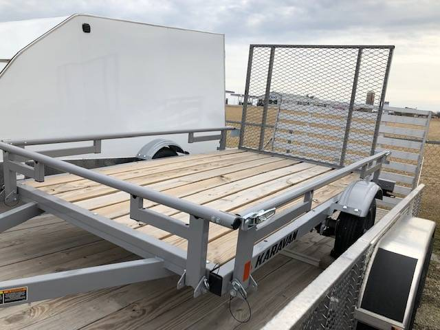 2019 Karavan Trailers 5X8 Utility in Francis Creek, Wisconsin - Photo 1