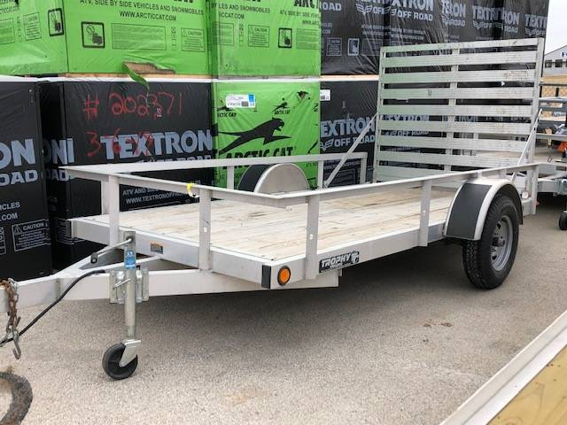 2016 Trophy Trailers AL 5X10 TI in Francis Creek, Wisconsin