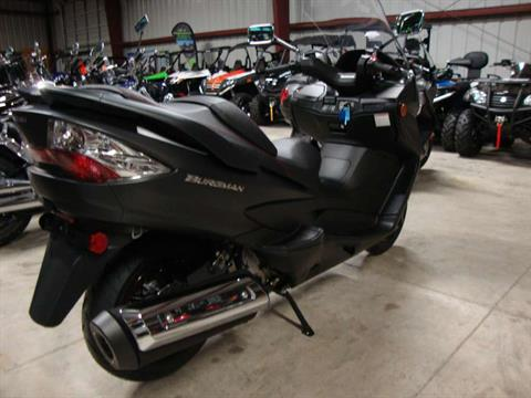 2015 Suzuki Burgman 400 ABS in Francis Creek, Wisconsin