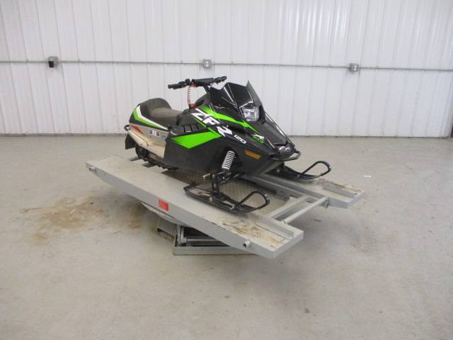 2019 Arctic Cat ZR 120 in Francis Creek, Wisconsin - Photo 1