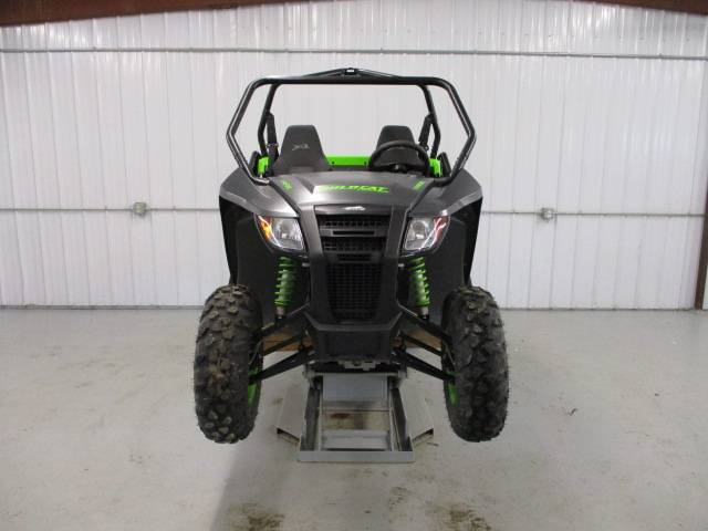 2018 Arctic Cat Wildcat Trail LTD in Francis Creek, Wisconsin - Photo 3