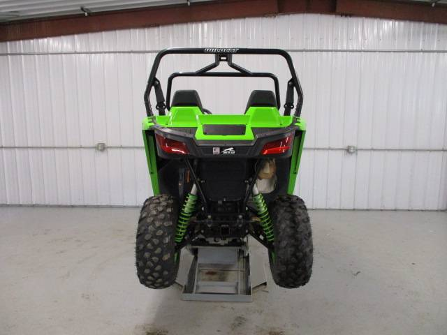2018 Arctic Cat Wildcat Trail LTD in Francis Creek, Wisconsin - Photo 4