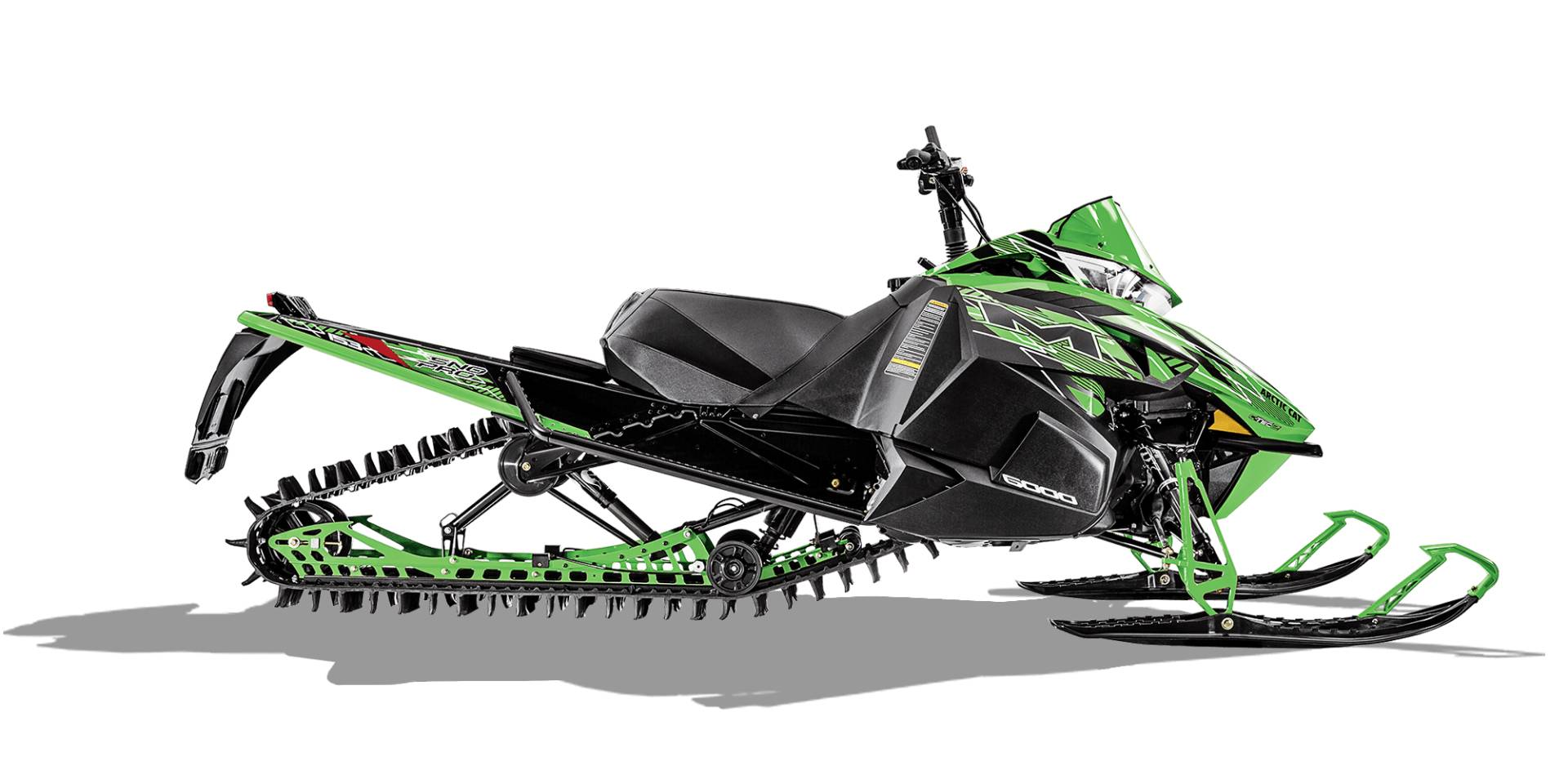 "2015 Arctic Cat M 6000 153"" Sno Pro in Francis Creek, Wisconsin"