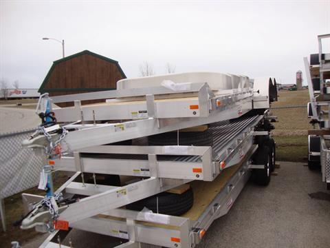 2017 American Hauler 8X10 Aluminum in Francis Creek, Wisconsin