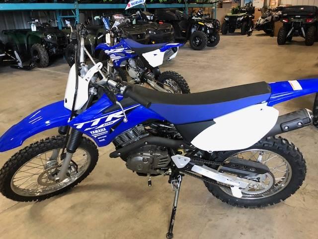 2018 Yamaha TT-R125LE 1