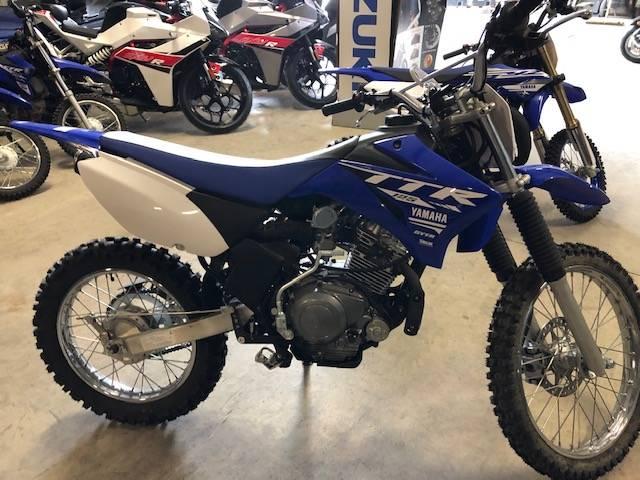 2018 Yamaha TT-R125LE 2