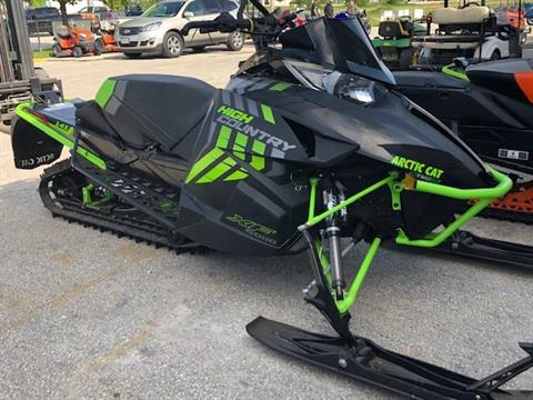 2017 Arctic Cat XF 6000 High Country Limited ES in Francis Creek, Wisconsin - Photo 1