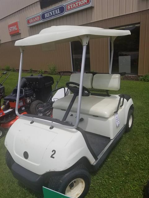 2005 Yamaha Gas Golf Cart in Francis Creek, Wisconsin - Photo 1
