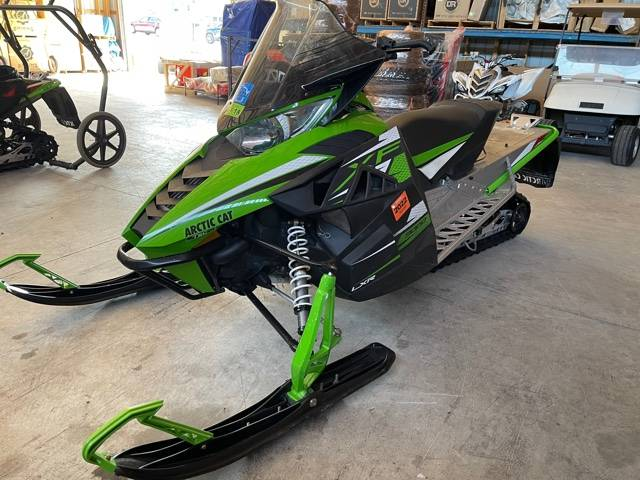 "2015 Arctic Cat XF 9000 137"" LXR ES in Francis Creek, Wisconsin - Photo 1"