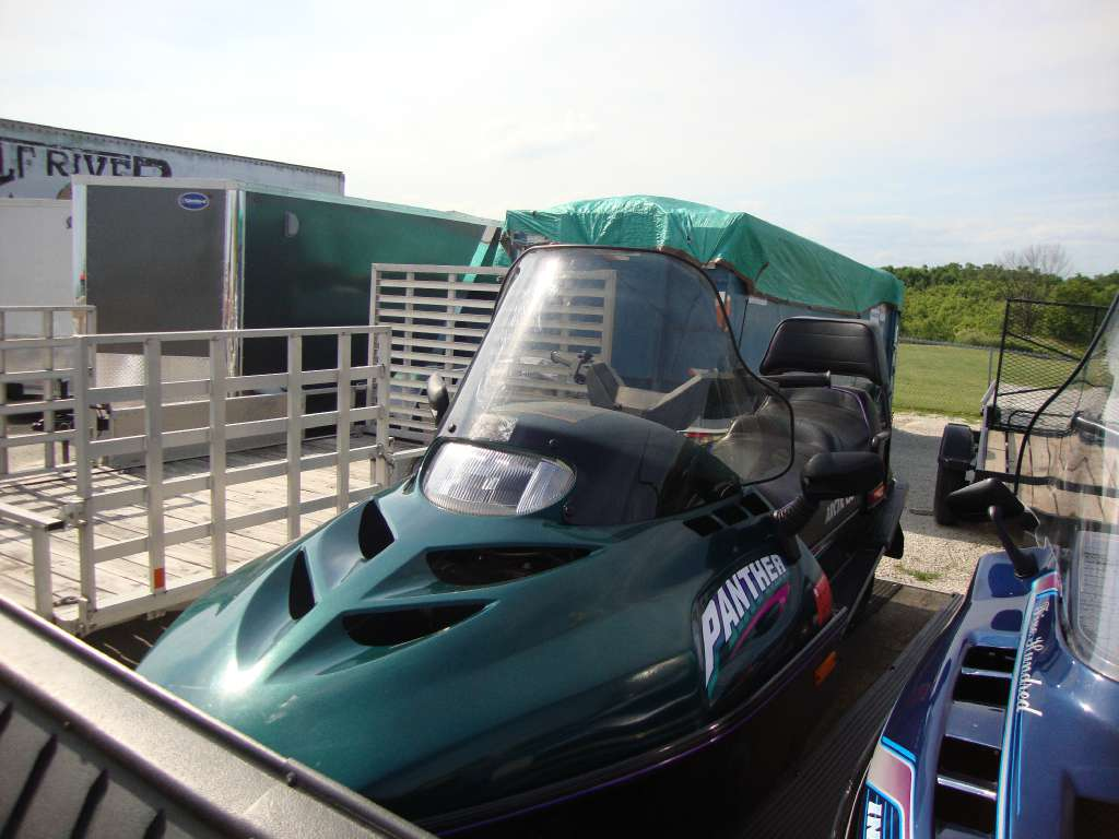 1996 Arctic Cat Panther 2-Up in Francis Creek, Wisconsin - Photo 2