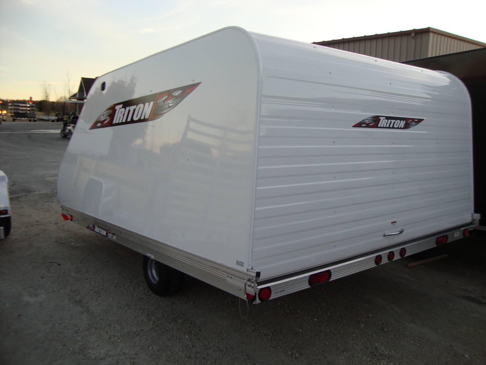 Sq Quote Brilliant New 2017 Triton Trailers Quick Slide Xt11101Sq Trailers In