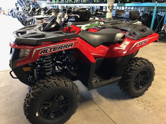 2017 Arctic Cat Alterra 700 XT EPS in Francis Creek, Wisconsin - Photo 2