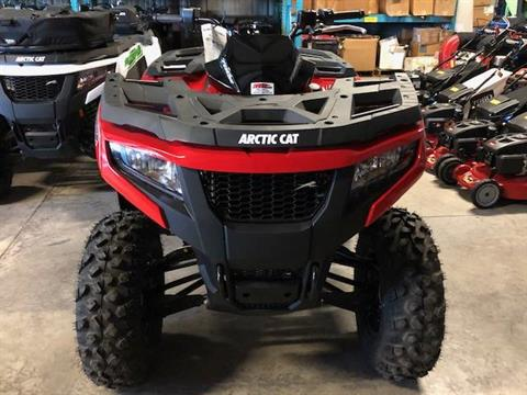 2017 Arctic Cat Alterra 700 XT EPS in Francis Creek, Wisconsin - Photo 3