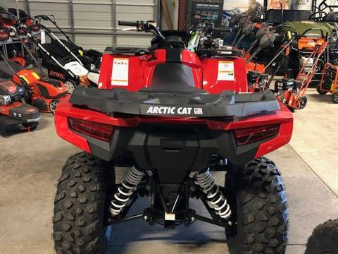2017 Arctic Cat Alterra 700 XT EPS in Francis Creek, Wisconsin - Photo 4