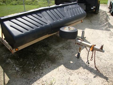 1997 Magnum 8x10 Open Snow Trailer in Francis Creek, Wisconsin