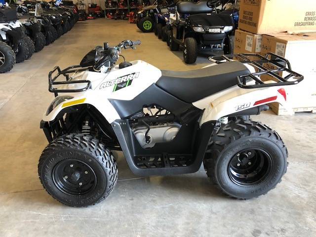 2018 Textron Off Road Alterra 150 in Francis Creek, Wisconsin - Photo 1