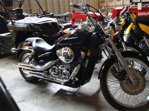 2012 Honda Shadow® Spirit 750 in Francis Creek, Wisconsin