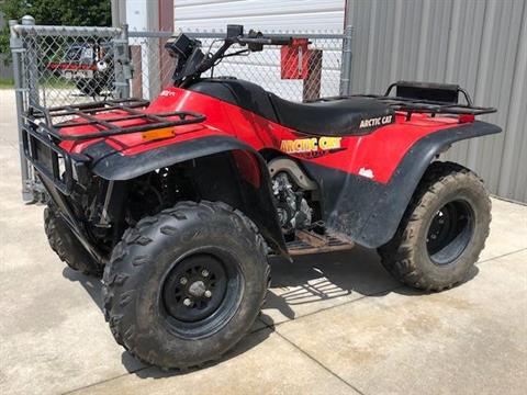 2001 Arctic Cat 400 4 X 4 Manual in Francis Creek, Wisconsin - Photo 1