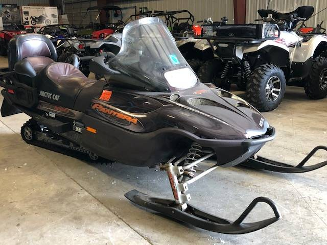2002 Arctic Cat Pantera  550 in Francis Creek, Wisconsin - Photo 1
