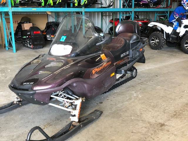 2002 Arctic Cat Pantera  550 in Francis Creek, Wisconsin - Photo 2