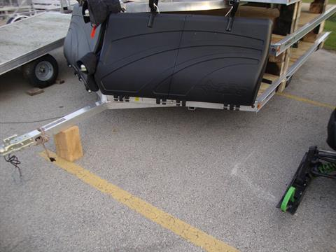 2017 Karavan Trailers ATOMIC 13-101-12-VR-8.5X12 W/SHIELD in Francis Creek, Wisconsin