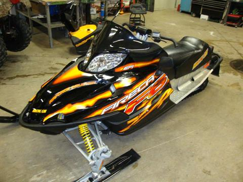 2005 Arctic Cat F6 Firecat EFI in Francis Creek, Wisconsin