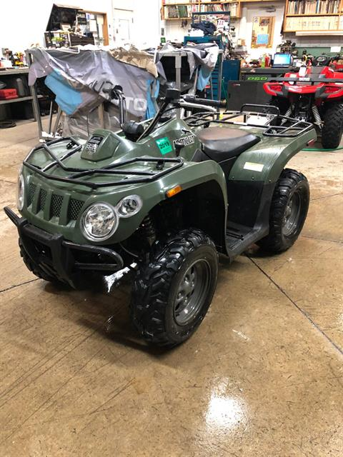 2008 Arctic Cat 366 4x4 Auto in Francis Creek, Wisconsin
