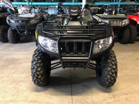 2018 Textron Off Road Alterra VLX 700 EPS in Francis Creek, Wisconsin - Photo 3