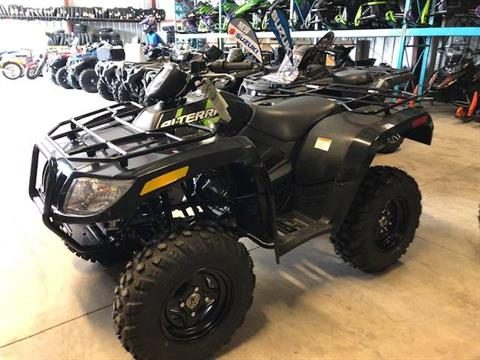 2018 Textron Off Road Alterra VLX 700 EPS in Francis Creek, Wisconsin - Photo 2