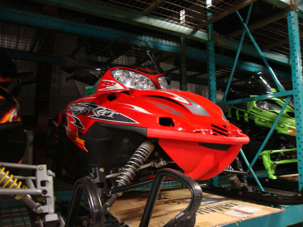 2006 Arctic Cat Trail Performance Sabercat 600 EFI LX in Francis Creek, Wisconsin