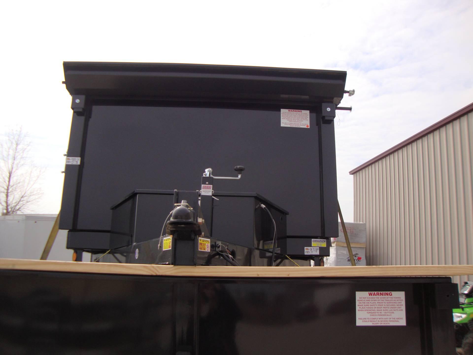 2017 American Hauler 6X10 in Francis Creek, Wisconsin