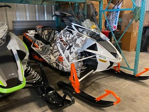 2017 Arctic Cat ZR 9000 Limited 137 in Francis Creek, Wisconsin - Photo 1