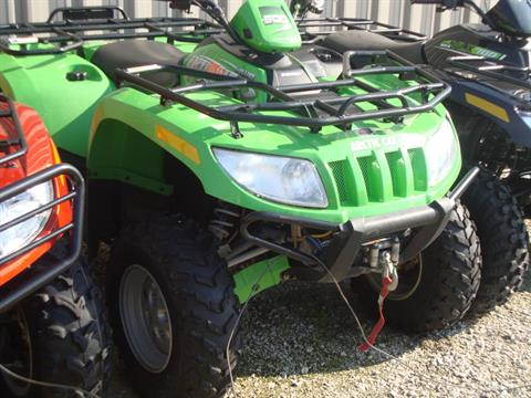 2006 Arctic Cat 500 4x4 in Francis Creek, Wisconsin