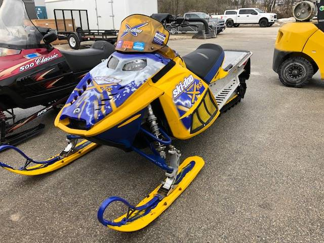 2007 Ski-Doo Summit X-RS 159 in Francis Creek, Wisconsin - Photo 1