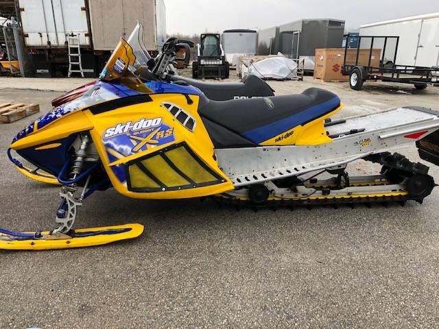 2007 Ski-Doo Summit X-RS 159 in Francis Creek, Wisconsin - Photo 2