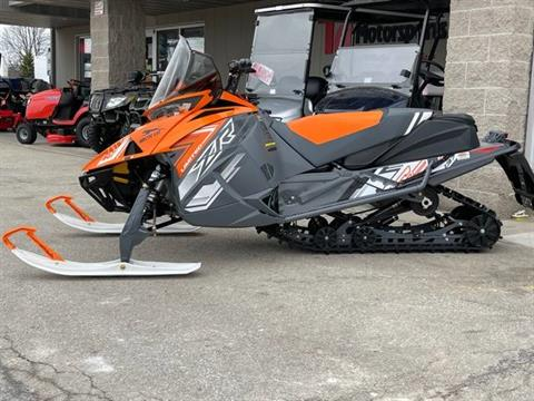 2022 Arctic Cat ZR 6000 Limited ES with Kit in Francis Creek, Wisconsin - Photo 1