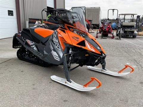 2022 Arctic Cat ZR 6000 Limited ES with Kit in Francis Creek, Wisconsin - Photo 2