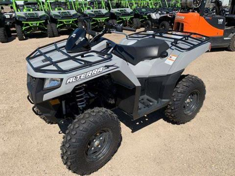 2019 Arctic Cat Alterra 570 in Francis Creek, Wisconsin - Photo 1