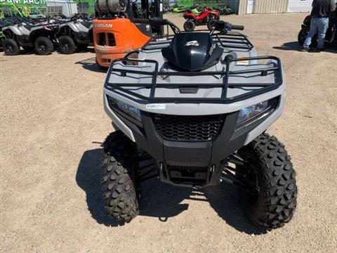 2019 Arctic Cat Alterra 570 in Francis Creek, Wisconsin - Photo 2