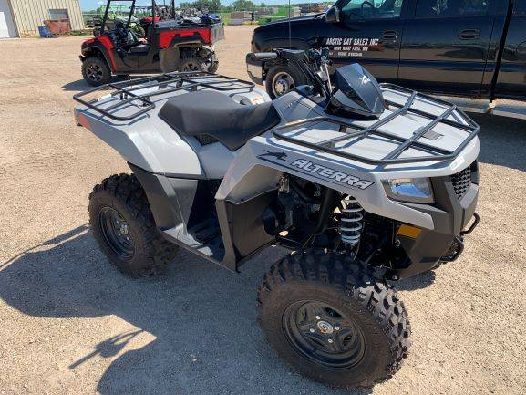 2019 Arctic Cat Alterra 570 in Francis Creek, Wisconsin - Photo 3