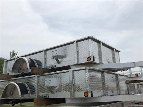 2019 Trophy ALUMINUM 5X10 DP TI in Francis Creek, Wisconsin