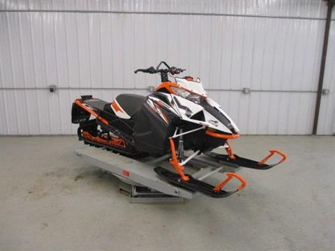 2018 Arctic Cat M 8000 Sno Pro 153 3.0 Power Claw in Francis Creek, Wisconsin - Photo 1