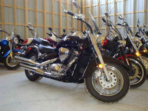2009 Suzuki Boulevard C50 in Francis Creek, Wisconsin