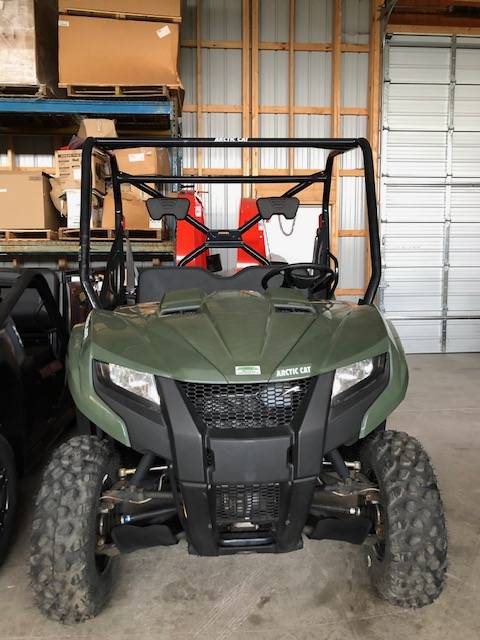 2017 Arctic Cat Prowler 500 in Francis Creek, Wisconsin - Photo 1