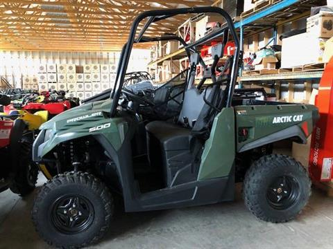2017 Arctic Cat Prowler 500 in Francis Creek, Wisconsin - Photo 2
