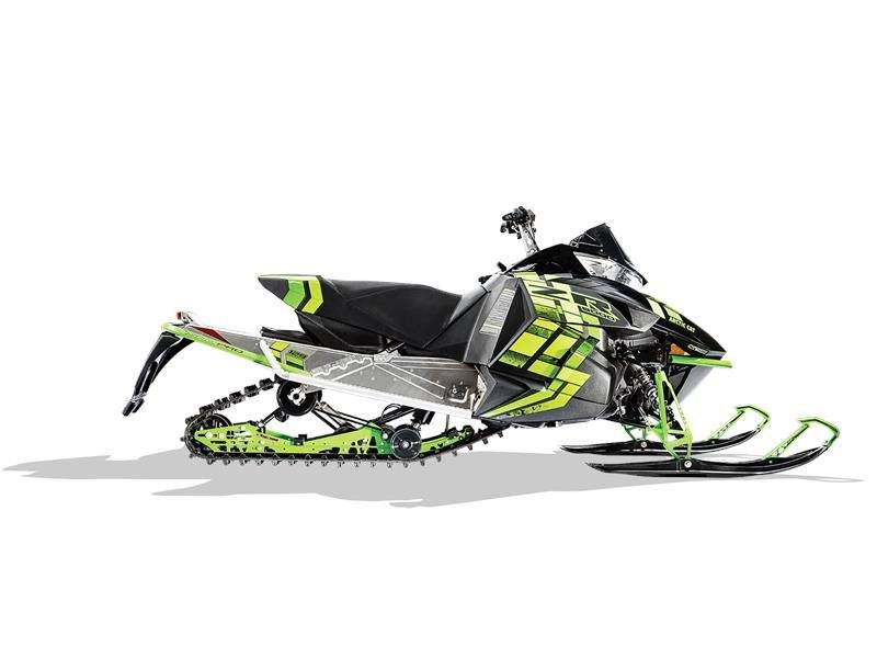 2017 Arctic Cat ZR 8000 Sno Pro ES 129 in Francis Creek, Wisconsin