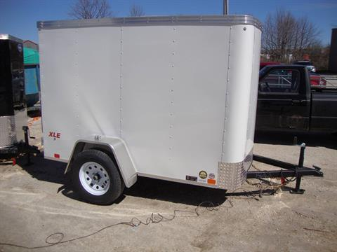 2018 United Trailers XLE-58SA30-S 5X8 in Francis Creek, Wisconsin