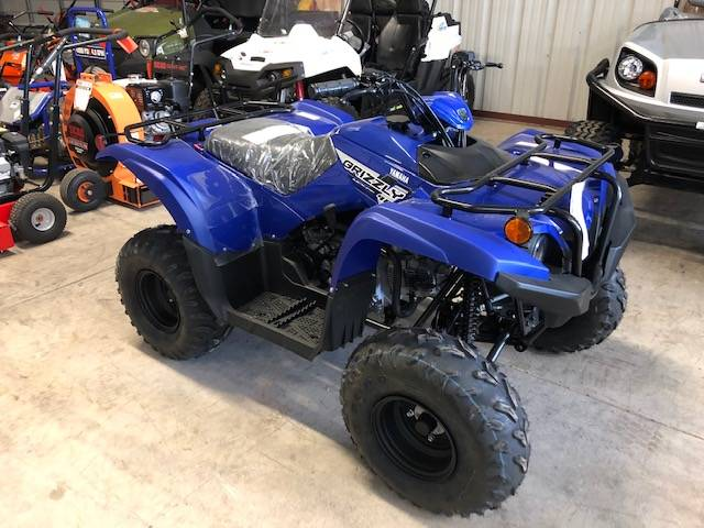 2019 Yamaha Grizzly 90 in Francis Creek, Wisconsin - Photo 2