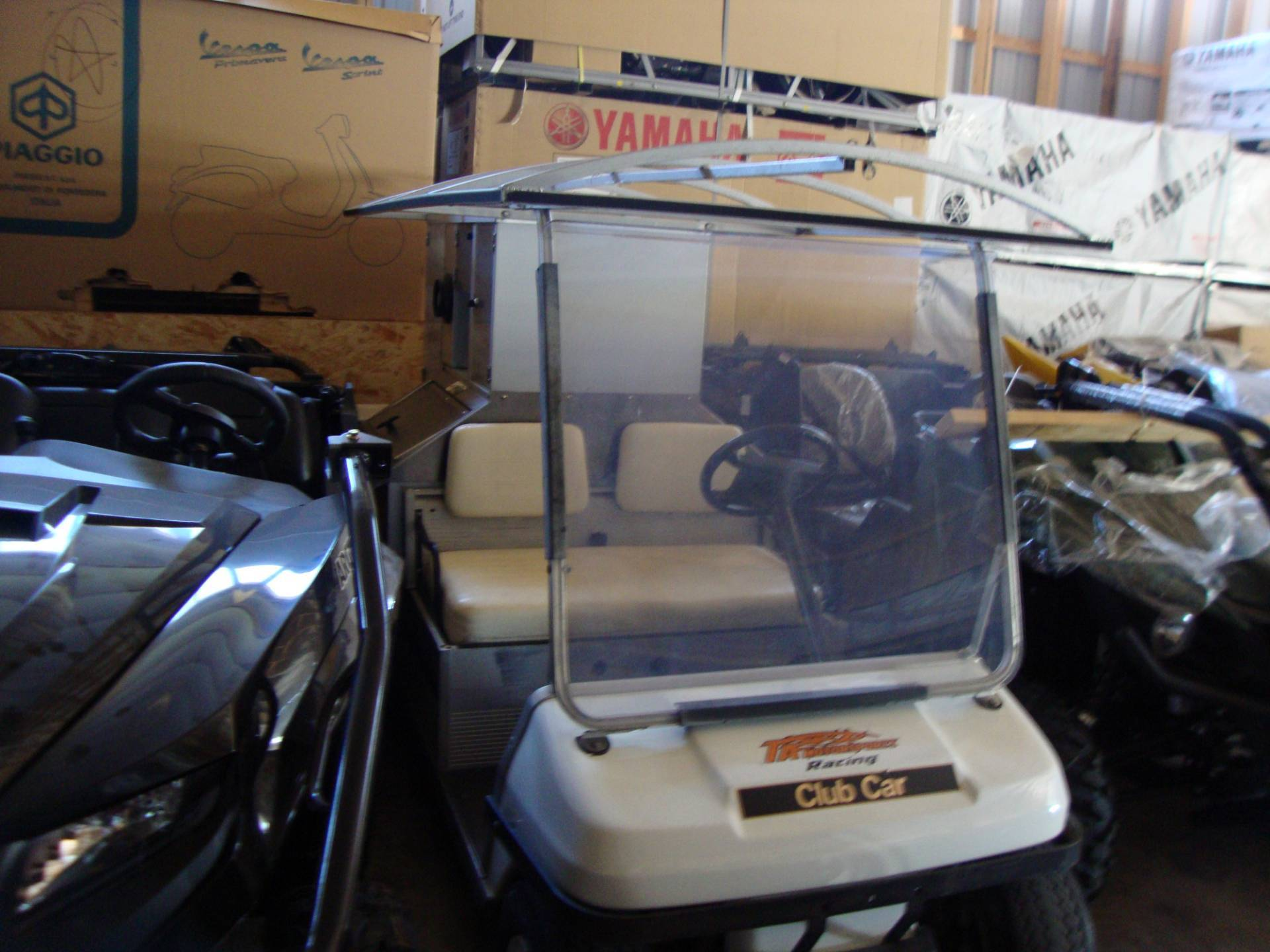 2002 Club Car W/ Beverage Unit in Francis Creek, Wisconsin